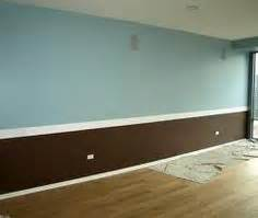 two tone paint bedroom two tone dining room with chair rail light color above dark color below kitchen
