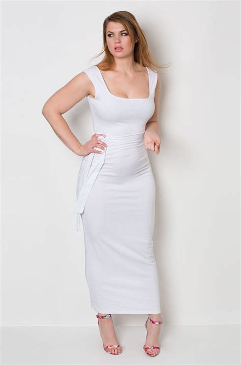 75 best the plus size lwd white dress images on