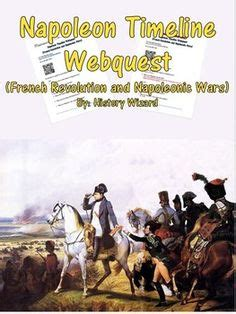 biography of napoleon bonaparte french revolution french revolution timeline textbook and qr codes