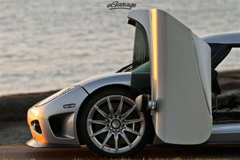 Koenigsegg Doors The Sun Sets On A Supercar Koenigsegg Ccx