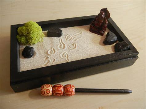 mini zen garten mini03 mini zen garden with buddha diy kit