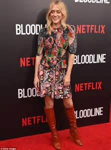 chloe sevigny steals the limelight at premiere of new