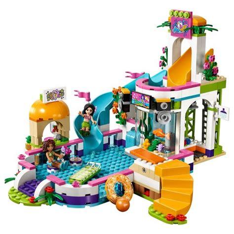 Lego And Friends Set Murah lego 174 friends heartlake summer pool 41313 target