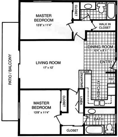 master suite floor plans floor plans with 2 masters casa de sol dual master suite