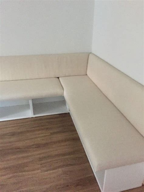 ikea hack bench seating banquette avec une 233 tag 232 re besta d ikea mobilier
