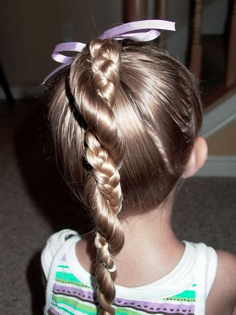 Braided Hairstyles For Ages 10 12 by A Hairstyles For A That Is 10
