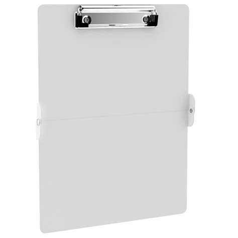 Name Tag Id Acrylic Model Vertical Transaparant Limited white clipboards