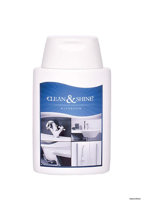 premium cleaning agent for your bathroom and castmarble products