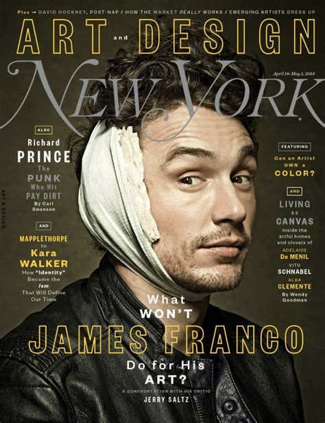 new york magazine home design issue james franco channels vincent van gogh for new york