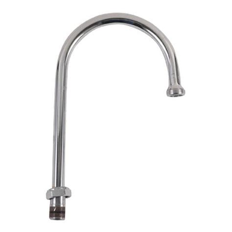 T S Faucets Parts by T S Brass 133x Swivel Gooseneck Nozzle Etundra