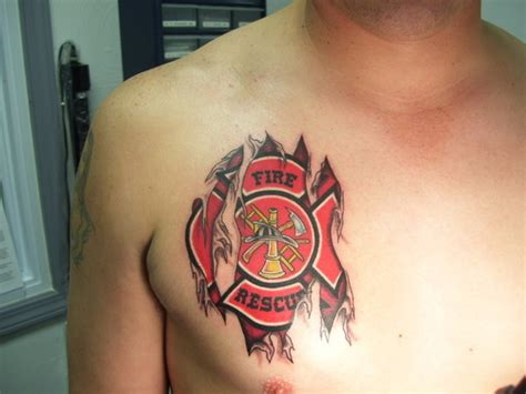 maltese tattoo designs firefighter tattoos collections