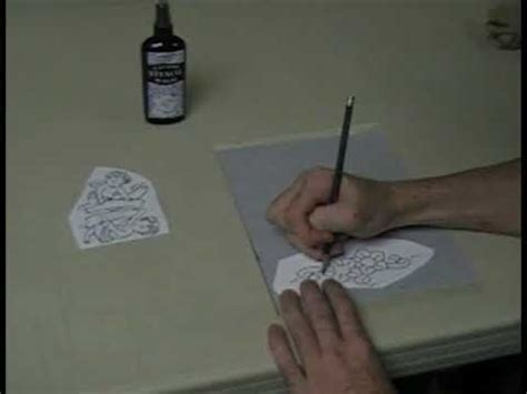 how to make a tattoo stencil youtube
