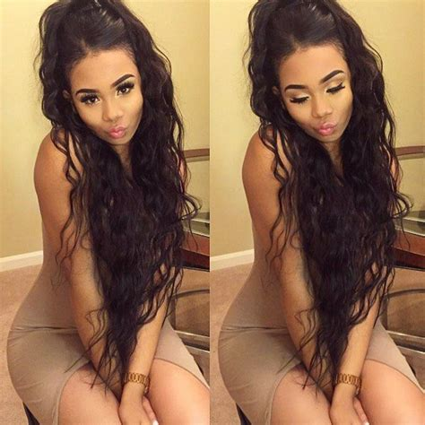 Bando Wig Half Wig 17 best images about aaleeyah petty on