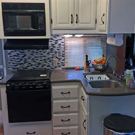 rv kitchen cabinets what s in our rv kitchen cabinets ardent cer