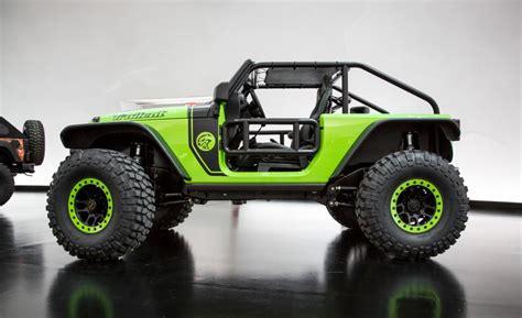 beygirlik arazi canavari jeep wrangler trailcat