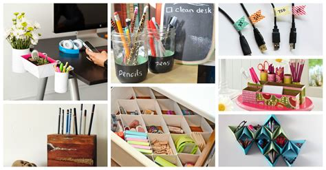 kitchen office organization ideas 16 diy office organization ideas that will your mind