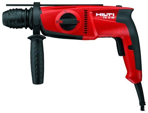 Bor Hilti Te 2 hilti te 2 m hammer drill specs reviews and prices