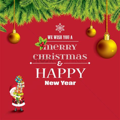 new year wishes vector and new year greetings vector image 1626344