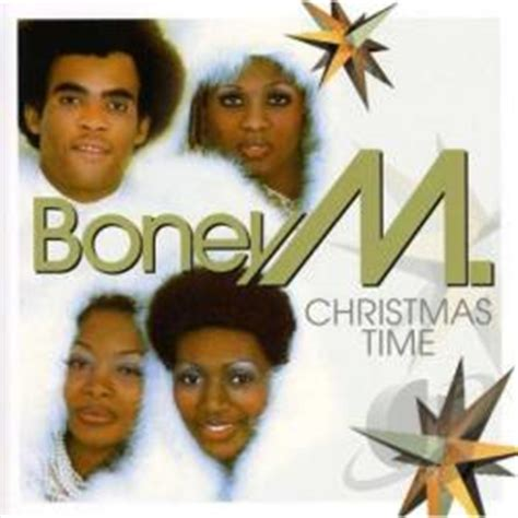 boney m christmas time cd album