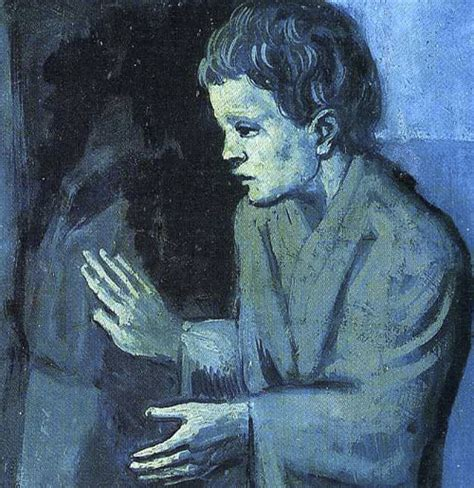 picasso paintings the tragedy imagery humanum review