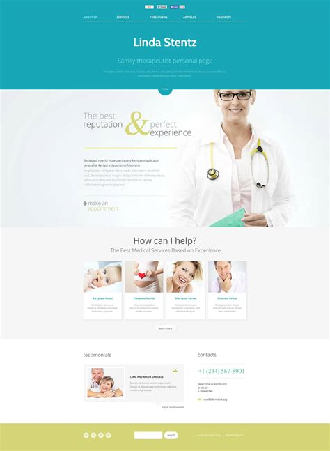 Medical Flash Cms Template 48683 Cms Template