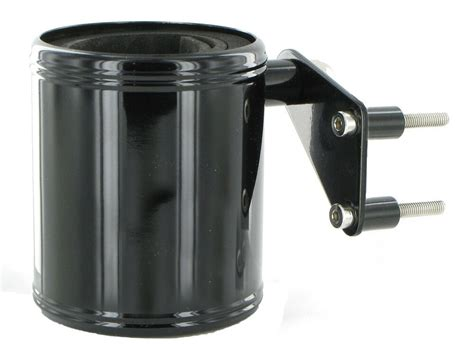 With Cup Holders by Kruzer Kaddy Gloss Black Finish Switch Mount Fits New Hd
