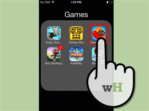 games   ipod touch  steps