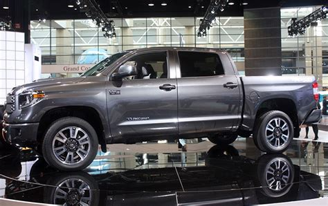 Toyota Tundra Redesign 2018 Toyota Tundra Cab Review Specs Engine