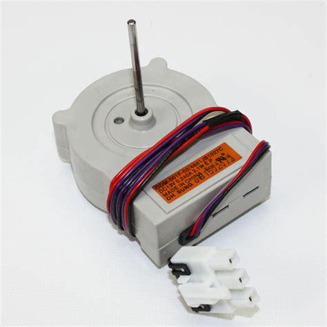 lg refrigerator condenser fan motor er4681jb1027c for 4681jb1027c lg refrigerator fan motor ebay