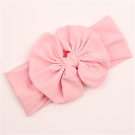 Baby Headband Bow Elastic baby toddler bowknot bow headband soft elastic
