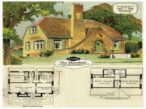 tudor cottage plans english tudor house vintage tudor cottage house plans