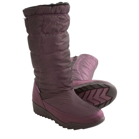kamik snowmass snow boots waterproof insulated for