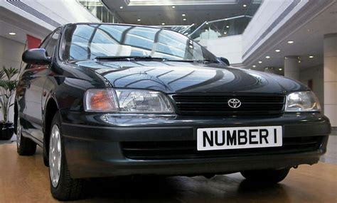 Where Are Toyota Cars Made Uk Built Toyota