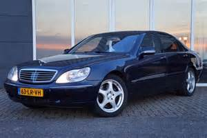 mercedes s class s600 v12 2000 catawiki