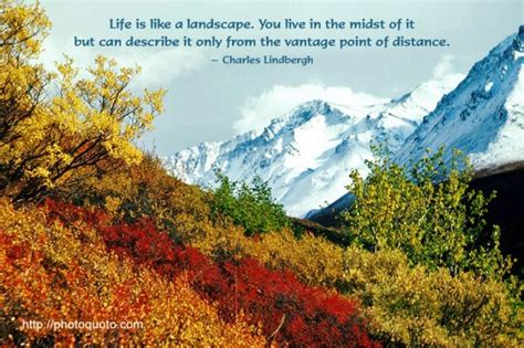 landscape quotes sayings quotesgram