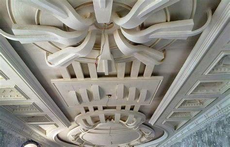 Faire Du Platre Au Plafond by Photo Pl 226 Tre Marocain Moderne Plafond Platre