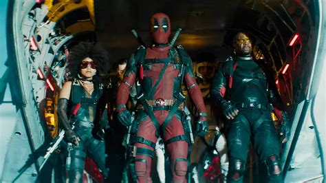 film marvel elenco el nuevo tr 225 iler de deadpool 2 nos presenta a x force