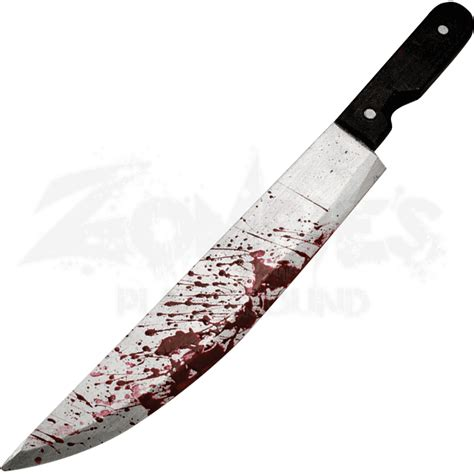 bloody carving knife prop rc   zombie gear zombie