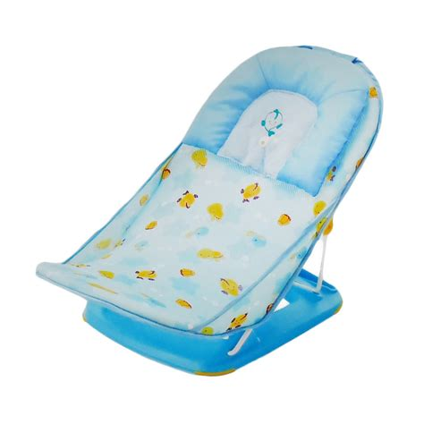 Mastela Deluxe Baby Bather Kursi Mandi Ada 5 Warna jual mastela mothers touch deluxe baby bather light blue