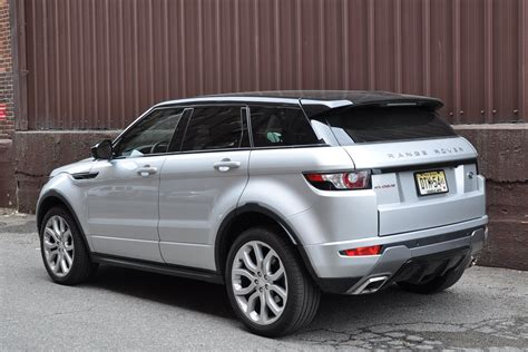 Capsule Review 2014 Land Rover Range Rover Evoque
