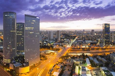 Mba Tel Aviv Technology by How Would Your City Look In Reality From The