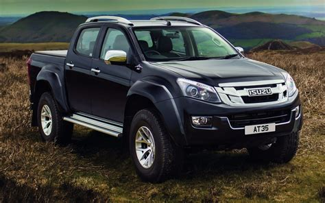 isuzu dmax isuzu d max at35 by arctic trucks loaded 4x4