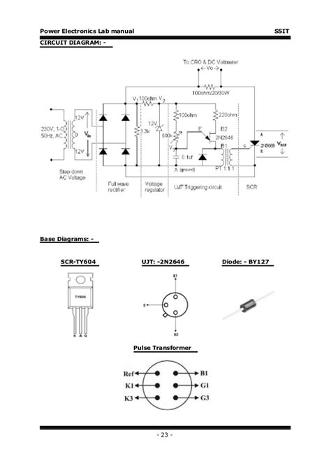 pin diode ppt pin diode experiment 28 images reflectance sensors tywu ppt power electronics lab manual