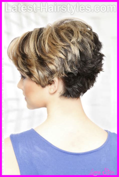 wedge haircuts front and back views wedge haircut back view photos livesstar com
