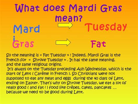 mardi gras colors meaning mardi gras