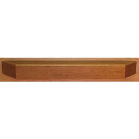 Cheap Fireplace Mantel Shelf by Fireplace Front Clear Coat Poplar Mantel Shelf At Ibuyfireplaces