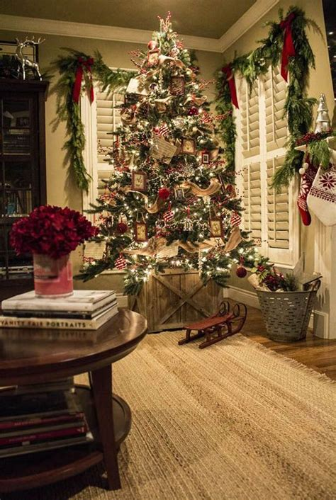beautifully decorated christmas homes 60 christmas trees beautifully decorated to inspire