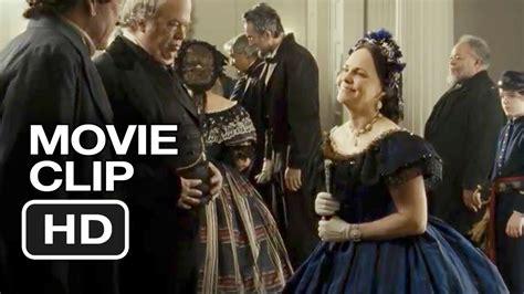 Watch Lincoln 2012 Lincoln Movie Clip 2 Mrs Lincoln 2012 Steven Spielberg Movie Hd Youtube
