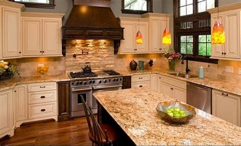 kitchen backsplash ideas with santa cecilia granite santa cecilia granite countertops for a fresh and modern kitchen