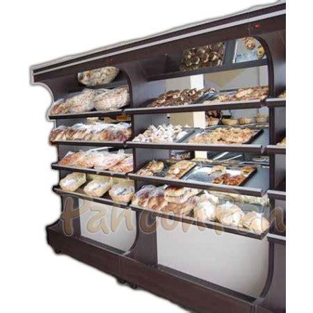 muebles expositores muebles de panaderia expositor de facturas pan con pan